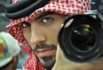 国外退去のイケメンアラブ人