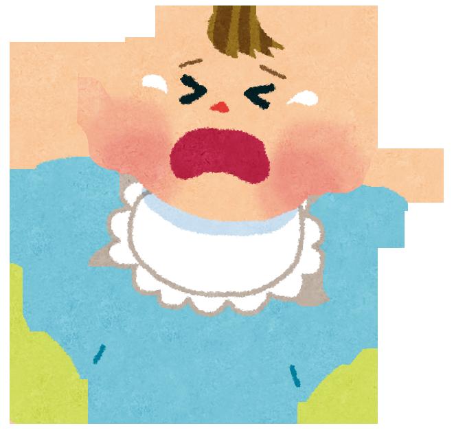 夜泣きの新事実!?赤ちゃんが ...