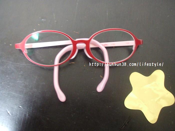 弱視用メガネ