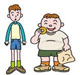 幼児期の肥満が原因で将来、太る体質になりやすい!3つの条件とは
