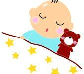 授乳(添え乳)なしで赤ちゃんをトントンで寝かしつけ!ネントレで泣かせる