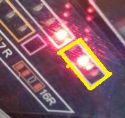 電チューランプ1